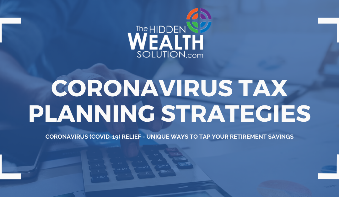 coronavirus tax planning strategies